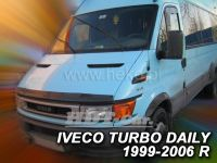 Hood deflector for Iveco Turbo Daily 99-2006r