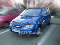 Hood deflector for CHEVROLET Aveo 4dv. 2004r sedan, Htb