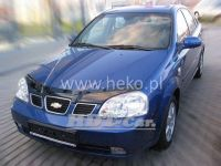Hood deflector for CHEVROLET Lacetti --> 8.2004r