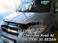 Hood deflector for CHEVROLET Aveo II 4dv., 2006 sedan