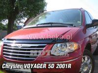Hood deflector for CHRYSLER Grand Voyager 2001r