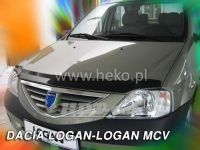 Hood deflector for DACIA Logan 4dv. 2004r