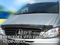 Hood deflector for MERCEDES Vito, Viano 2003r -->