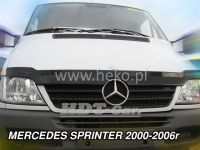 Hood deflector for MERCEDES Sprinter 00-2006r
