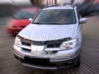 Hood deflector for MITSUBISHI Outlander 2003r