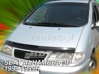 Hood deflector for SEAT Alhambra 5dv. 95-2000r