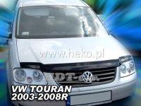 Hood deflector for VW Touran 03-2008r