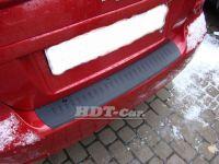 Protective cover Rear bumper CHEVROLET Aveo sedan 2007r =>