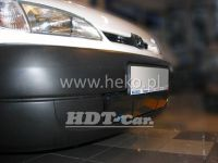 Winter Grille Insert front for Daewo Lanos 1997r => down mask