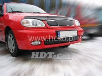 Winter Grille Insert front for Daewo Lanos 1997r => up mask