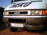 Winter Grille Insert front Iveco Turbo Daily 2000r