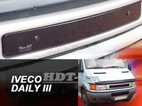 Winter Grille Insert front Iveco Turbo Daily 2000r =>, horní