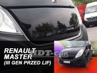 Winter Grille Insert front RENAULT Master III 2010-2014r