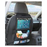 Car seat organizer with Tablet holder 53 x 28 cm