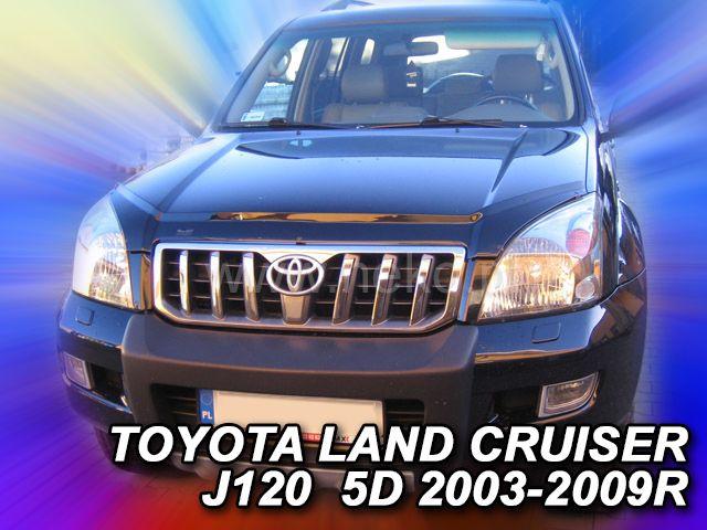 Toyota Land Cruiser Window Deflector