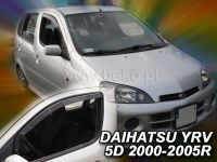Windows deflector Daihatsu YRV 5D 00-05R