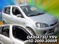 Windows deflector Daihatsu YRV 5D 00-05R + zadní