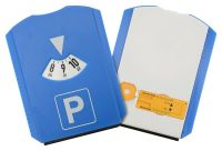 Parking meter 12 x 15,5 x 0,7 cm