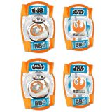 Knee and elbow pads for kids Star wars BB8, 4pc