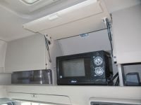 Microwave 24V TruckChef STANDARD for car, Truck
