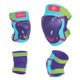 Knee and elbow pads for kids Frozen 4pc