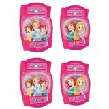 Knee and elbow pads for kids Princesses 4pc