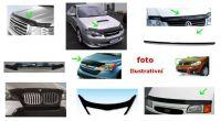 Hood deflector for Lada Niva 1600 2D
