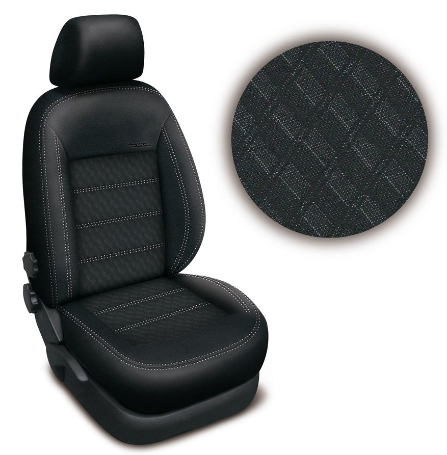 Tailor Made Car Seat Covers Upholstery Fabrics Authentic Doblo 1 1