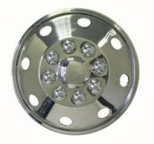 "Universal Wheels covers 16"" Eurotrims with imitation screws, 1 pc"