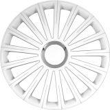 "Universal Wheels covers white 16"" RADICAl PRO white, 4pc"