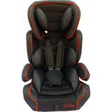 Child seat 9-36KG carcomfort black med