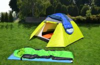 Tent TRENT for 3 persons  210+110x210cm PU3000mm
