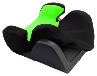 Booster seat, APOLLO 15-36 kg green, Hom. E20 44R