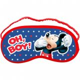 Mickey Mouse sleeping mask for children 18 x 8,5 cm