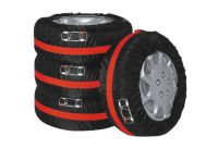 Covers for a set of tires 4pcs