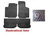 Rubber Car Floor Mat for  VW BORA, VW GOLF (1997-2002), VW NEW BEETLE (1998-