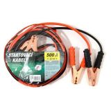 Booster cables 500A 2,5 meters