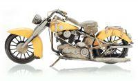 Model INDIAN motorcycle metallic 37 x 11 x 16 cm