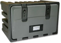 Quality VERTIGO tool box 600x450x650 mm, Polyethylen