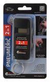 Digital tyre gauge 2in1 LCD display