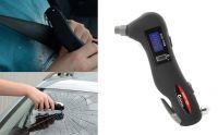 Digital tyre gauge SAFETY TOOL