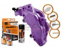FOLIATEC two-component brake (Deep purple)