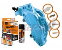 FOLIATEC two-component brake (Sky blue)