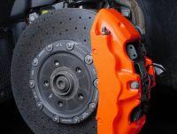 FOLIATEC two-component brake Neon orange