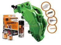 FOLIATEC two-component green brake (Power green)