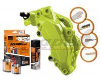 FOLIATEC two-component brake (Toxic green)