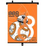 Pull-down auto sunshades Walt Disney Star Wars BB-8  1pc