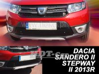 Winter Grille Insert front for Dacia Sandero/Stepway CV II 5D 2013=>