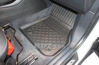 Waterproof rubber car mat  Mercedes V Class W447 2014r => 5/6 míst