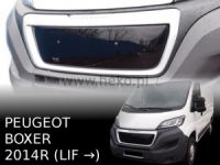 Winter Grille Insert front for Peugeot Boxer 2014r =>